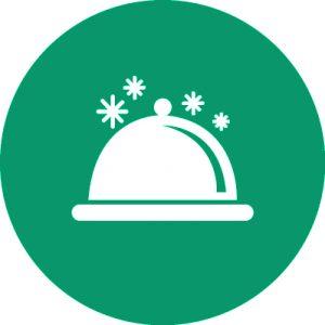 Kaltes Buffet Icon